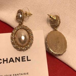 Chanel earrings